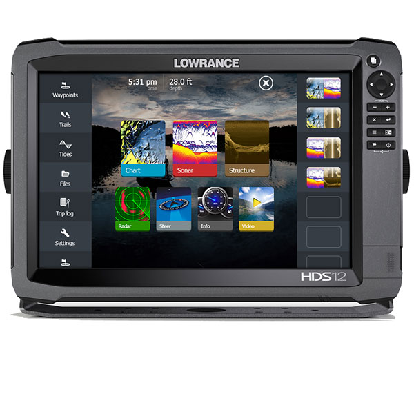 Lowrance Announces The All-New HDS Gen3